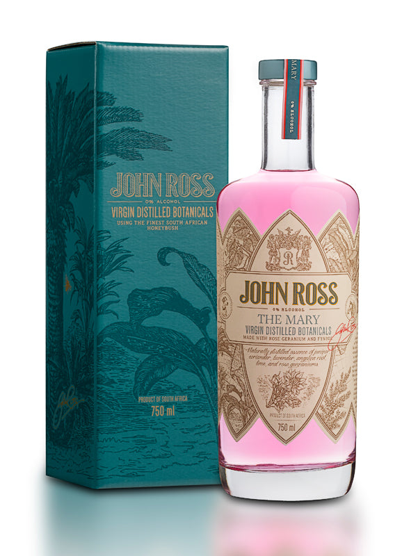 John Ross The Mary Non-Alcoholic Gin