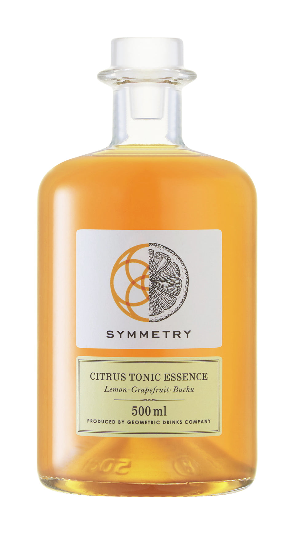 Symmetry Citrus Essence Tonic Water