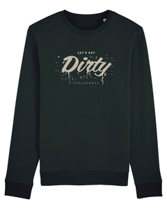 "Çois Cycling Sweater "" Let's Get Dirty"""