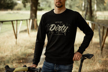 "Afbeelding in Gallery-weergave laden, Çois Cycling Sweater "" Let's Get Dirty"""