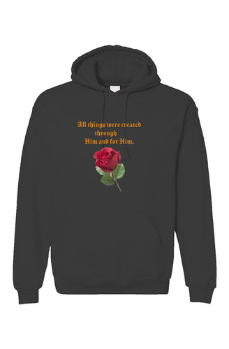 Colossians 1:16 Hoodie