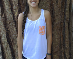 Fern Ladies Tank (various colors)