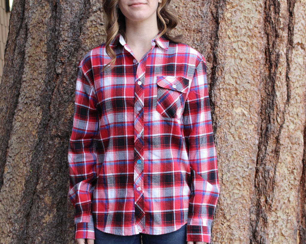 Flannel (various colors)