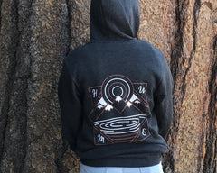 Lake Lines Hoodie (various colors)