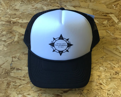 Compass Trucker Hat (various colors)