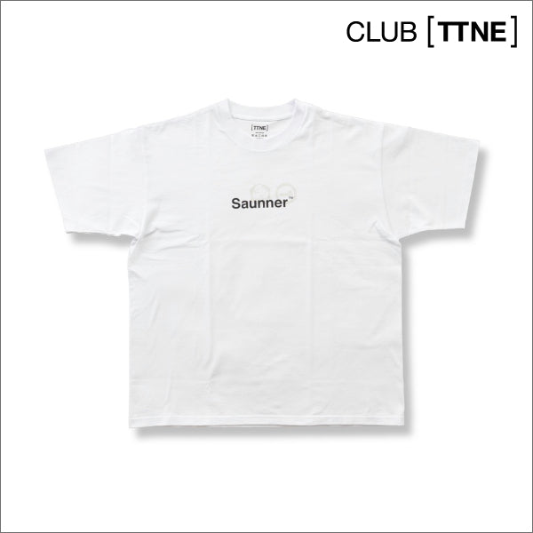 Saunner ™ Logo Tee - Limited Model(かるまるver.)