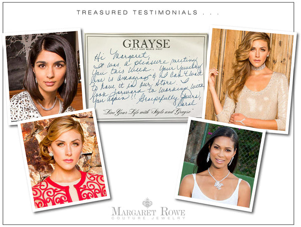 Margaret Rowe Luxury Jewelry For Grayse
