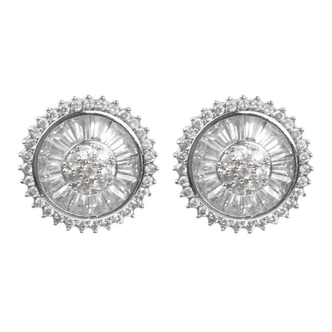 Center of the Universe Diamontage™ 6.6 Carat Earrings