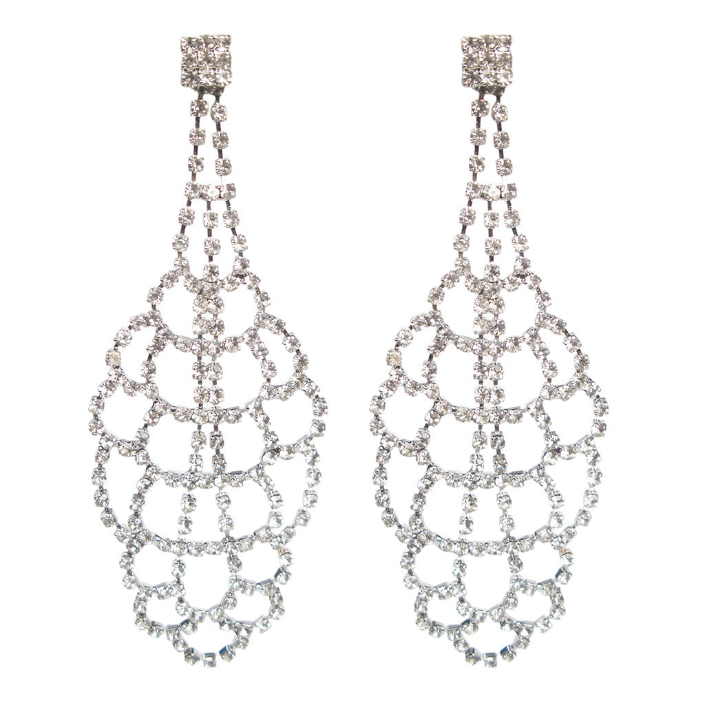 The Perfect Chandelier Earrings