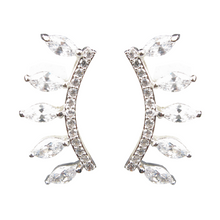 Load image into Gallery viewer, Marquise Tiara Diamontage™ 4.5 Carat Earrings