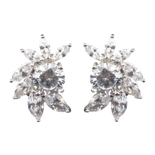 Load image into Gallery viewer, Marquise Nouveau Burst Diamontage™ 6.5 Carat Earrings