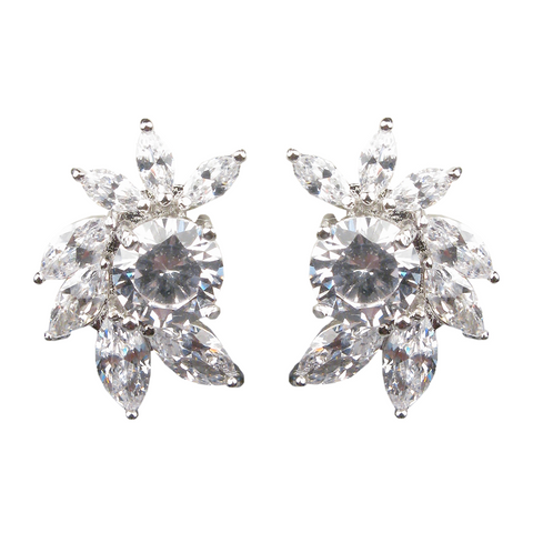 Marquise Nouveau Burst Diamontage™ 6.5 Carat Earrings