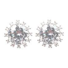 Load image into Gallery viewer, The Exquisite Pair Diamontage™ 4.4 Carat Earrings