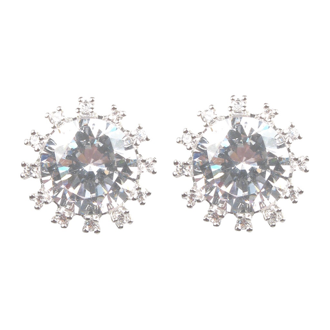 The Exquisite Pair Diamontage™ 4.4 Carat Earrings