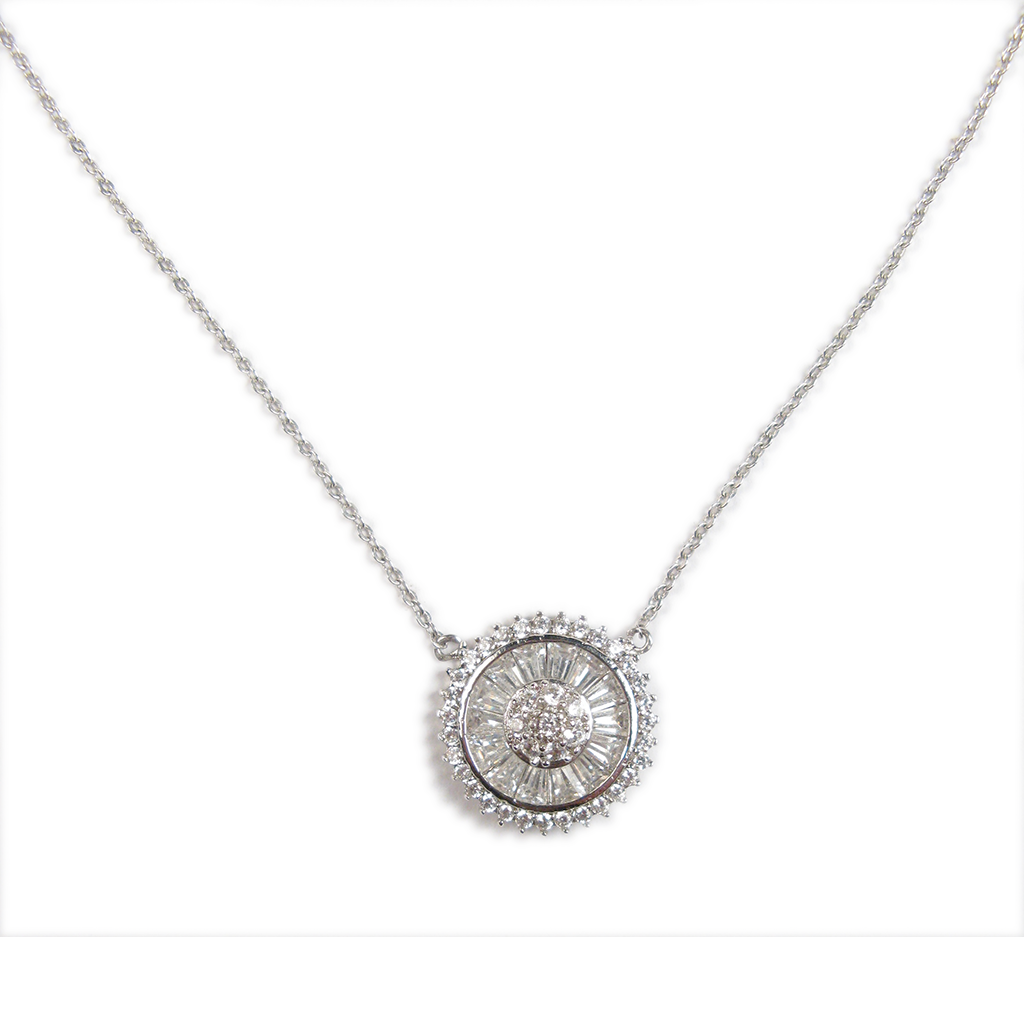 Center of the Universe Diamontage™ 3.3 Carat Necklace