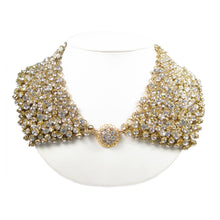 Load image into Gallery viewer, One-Of-A-Kind Shimmering Decadence Collar Necklace