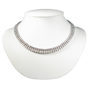 Dangling Drop Masterpiece Diamontage™ 26.60 Carat Necklace