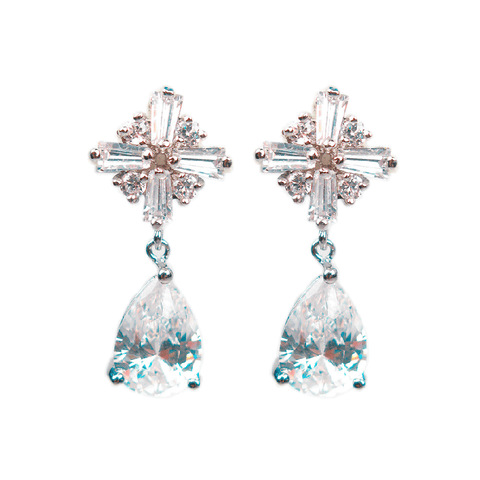 'Your Paths Will Cross' Diamontage™ 9.16 Carat Earrings
