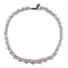 Load image into Gallery viewer, Marquise Leaf Diamontage™ 19.2 Carat Necklace