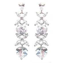 Load image into Gallery viewer, 'All Of My Heart' Diamontage™ 12.64 Carat Earrings