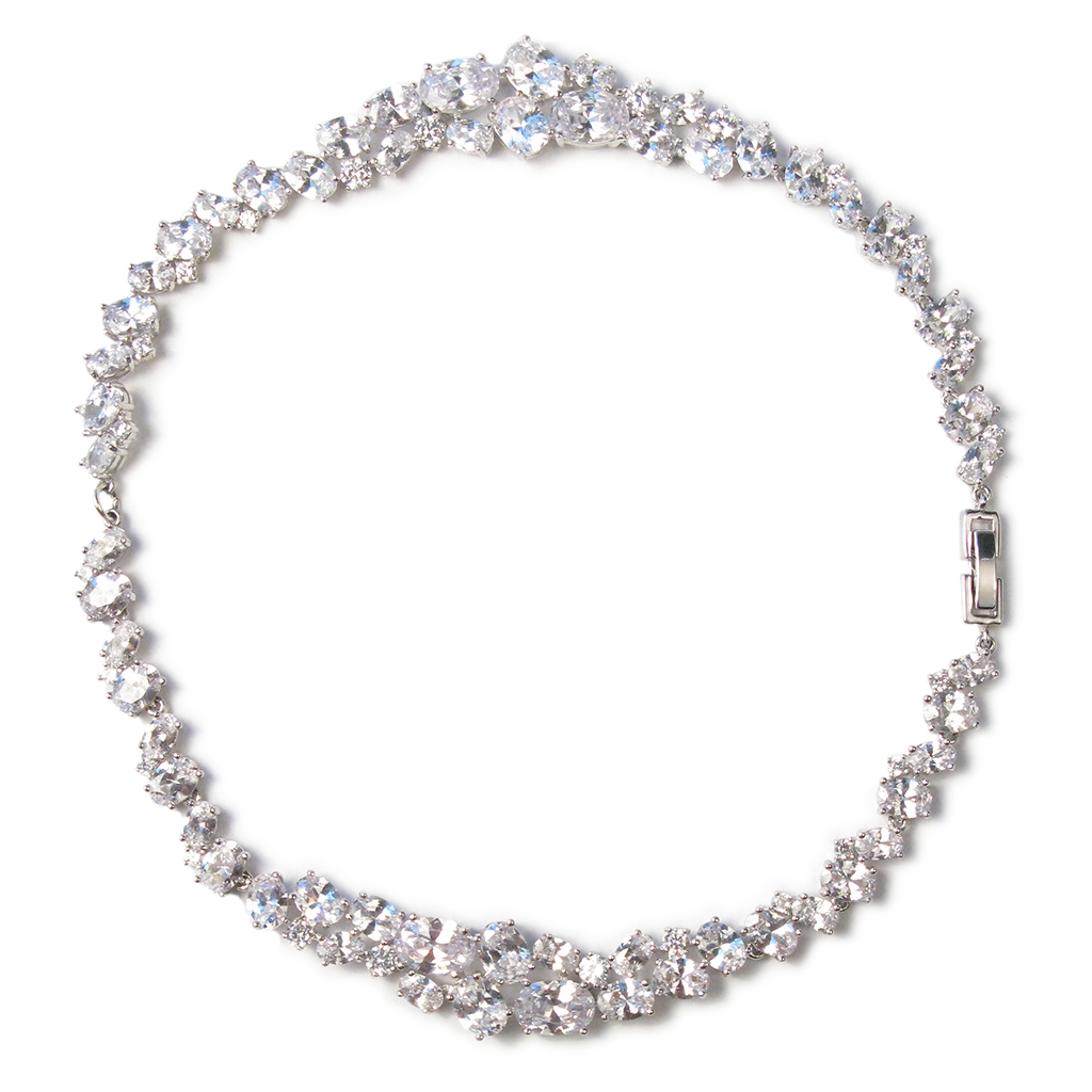 Refined Romance Heirloom 26.32 Carat Necklace