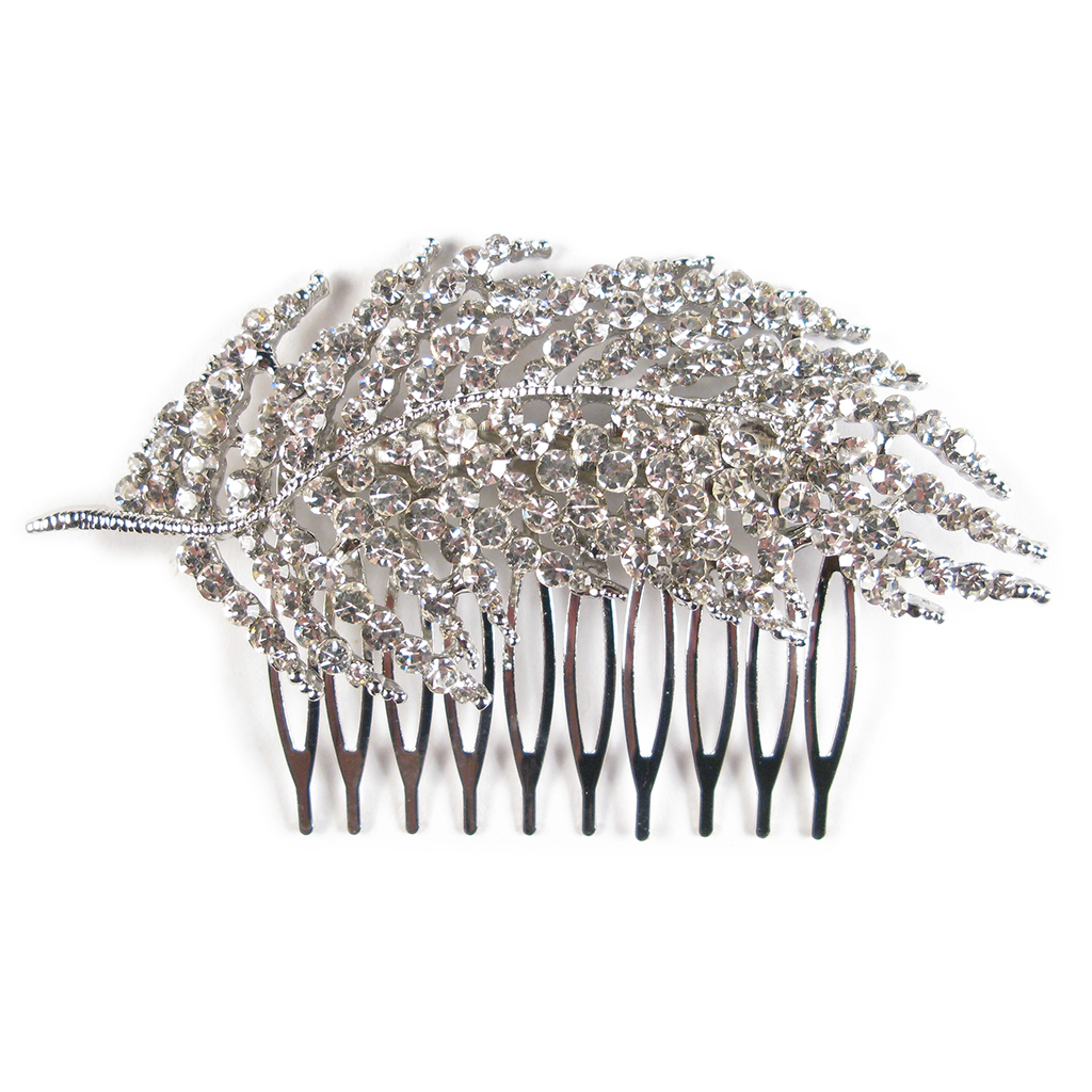 Feather Celebration Head Comb