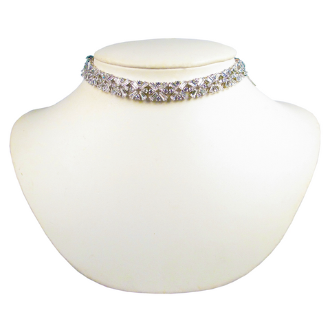 Your Paths Will Cross Diamontage™ 8.45 Carat Choker