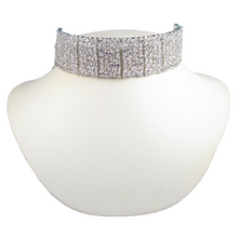 Load image into Gallery viewer, Le Grande Geometric Deco 28.8 Carat Choker