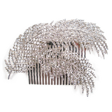 Load image into Gallery viewer, Feather Celebration Trio Head Comb