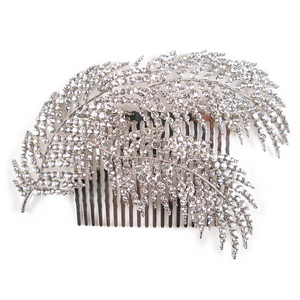 Feather Celebration Trio Head Comb