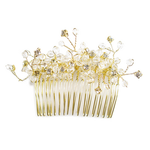 Golden Bouquet Head Comb