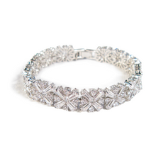Load image into Gallery viewer, Your Paths Will Cross Diamontage™ 8.45 Carat Baguette Meghan Bracelet