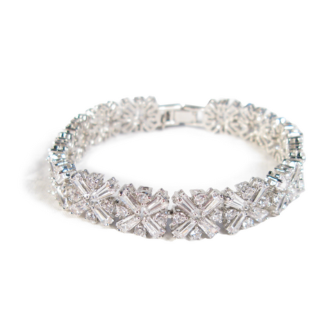 Your Paths Will Cross Diamontage™ 8.45 Carat Bracelet