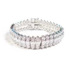 Load image into Gallery viewer, Luminous Love Diamontage™ 9.63 Carat Bracelet
