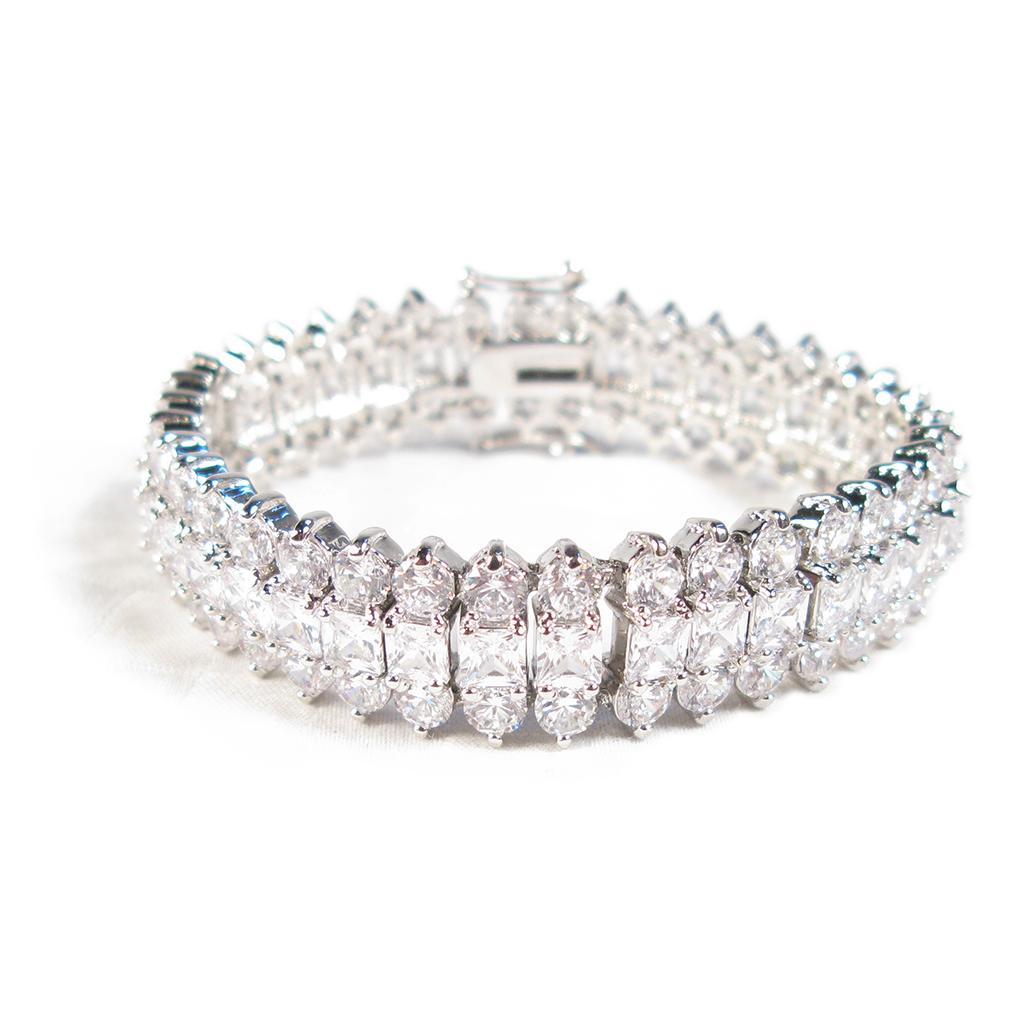 Luminous Love Diamontage™ 9.63 Carat Bracelet