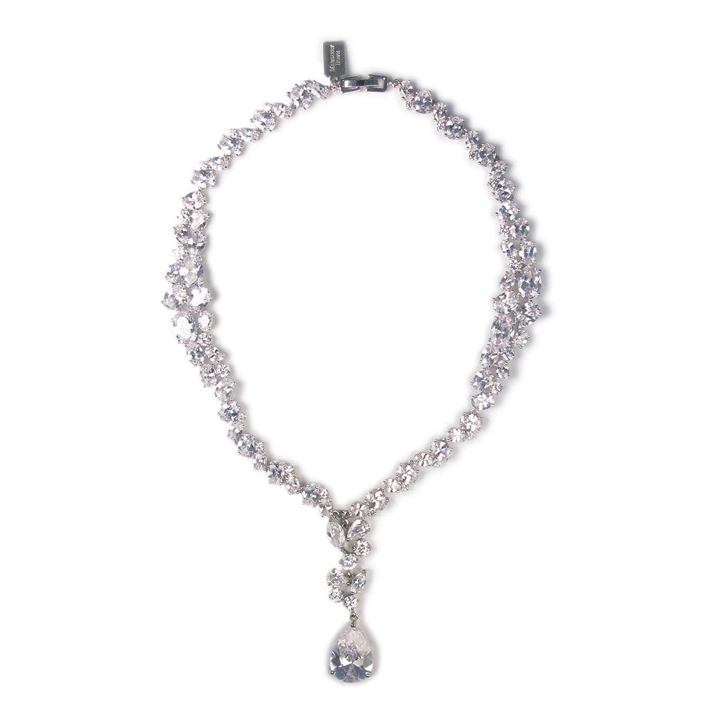 Nouveau Drop Heirloom 36.48 Carat Necklace