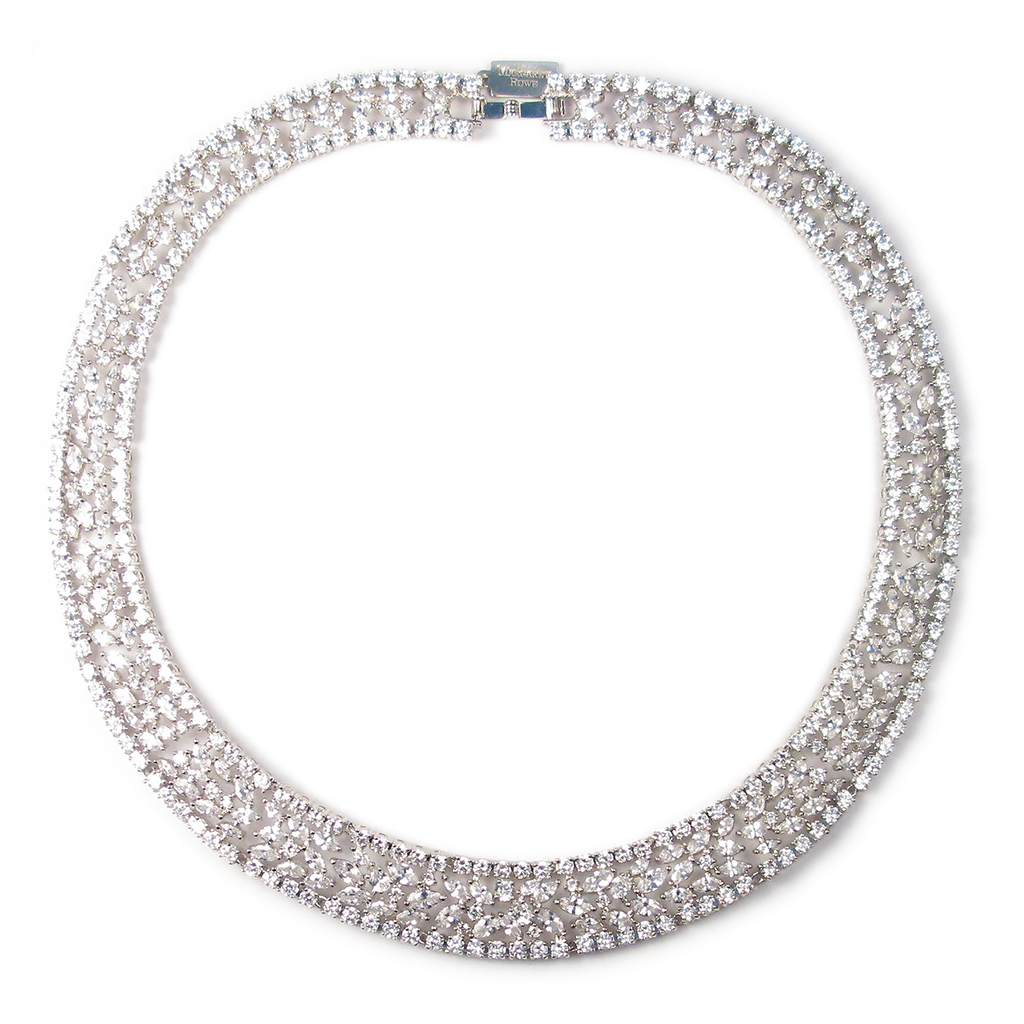Marquise Menagerie Diamontage™ 26.48 Carat Collar Necklace
