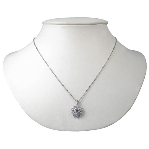 Floral Marquise Courtship Diamontage™ 3.2 Carat Necklace