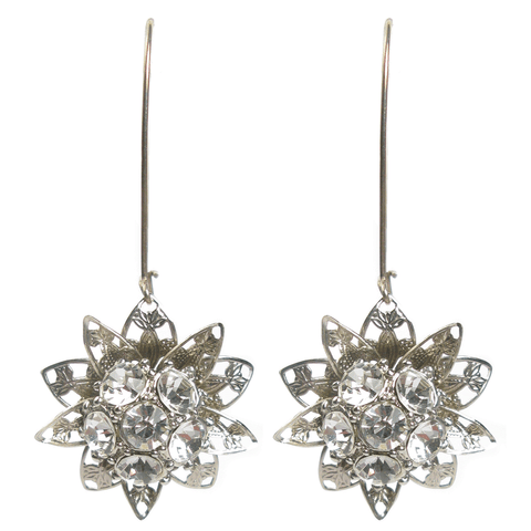 Gatsby Garden Solo Earrings