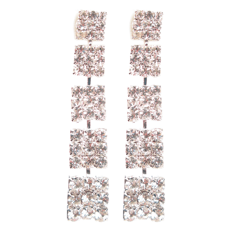 Cleopatra Deco Drama Earrings