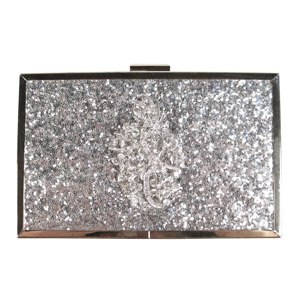 Couture Golden Deco Clutch