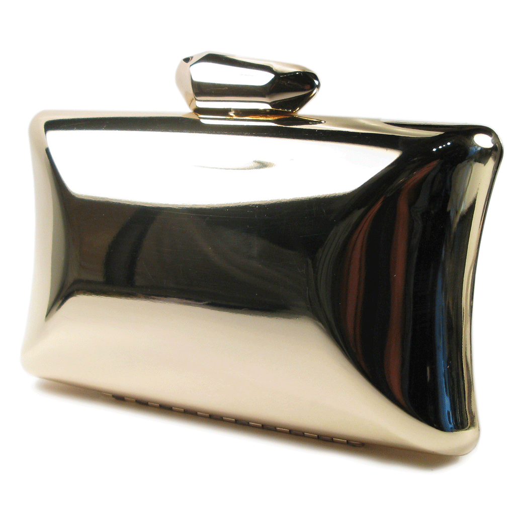 Couture 'Chrome' Clutch
