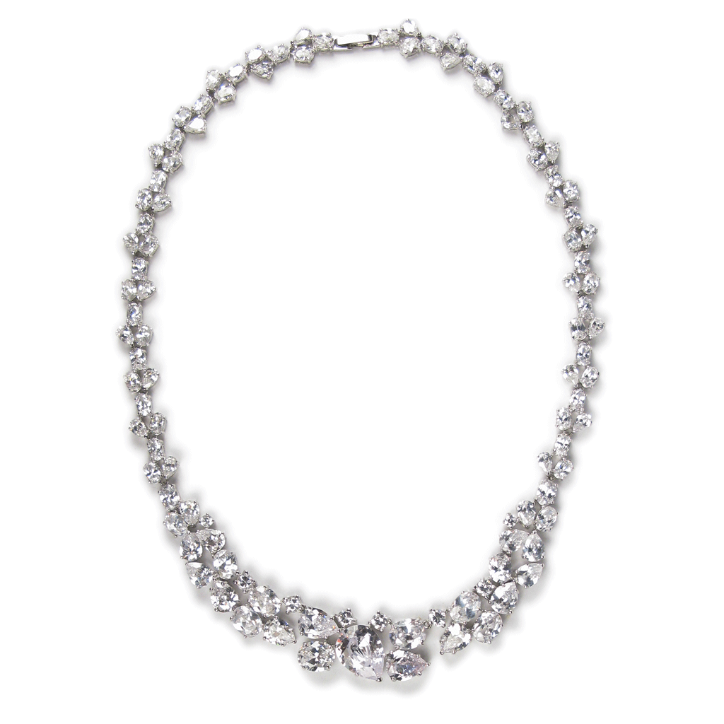 Nouveau Heirloom Diamontage™ 73.5 Carat Necklace