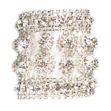 Load image into Gallery viewer, Opulent Occasion Cuff Bracelet