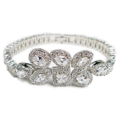 'A Study In Perfection' Diamontage™ 6.75 Carat Bracelet