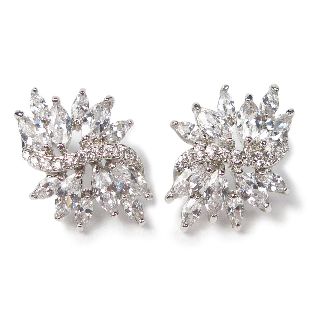 Delicate Marquise Embrace Diamontage™ 5.99 Carat Earrings