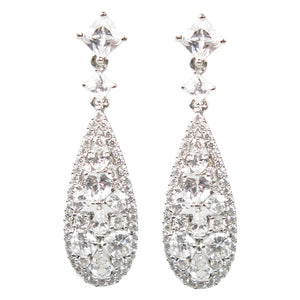 Magnificent Menagerie Diamontage™ 3.7 Carat Earrings