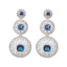 Load image into Gallery viewer, Deco Carousel Marquise Diamontage™ 3.26 Carat Earrings