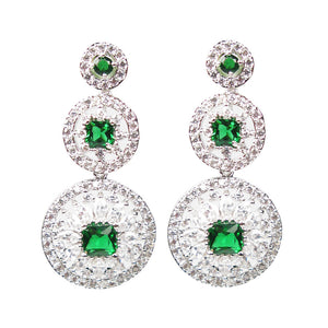 Deco Carousel Marquise Diamontage™ 3.26 Carat Earrings
