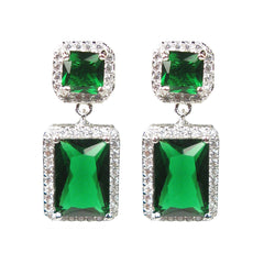 Deco Elegance Diamontage™ 13.58 Carat Earrings